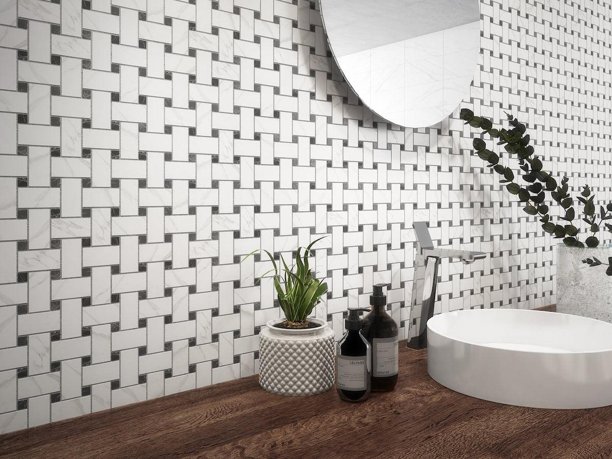 керамическая плитка на пол и стены фото 5