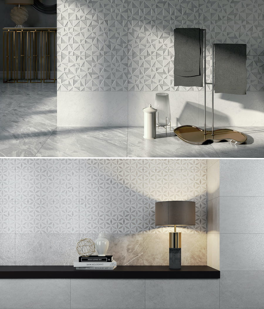 керамическая плитка на пол и стены фото 4