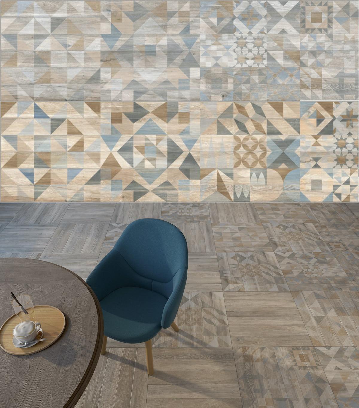 керамическая плитка на пол и стены фото 6