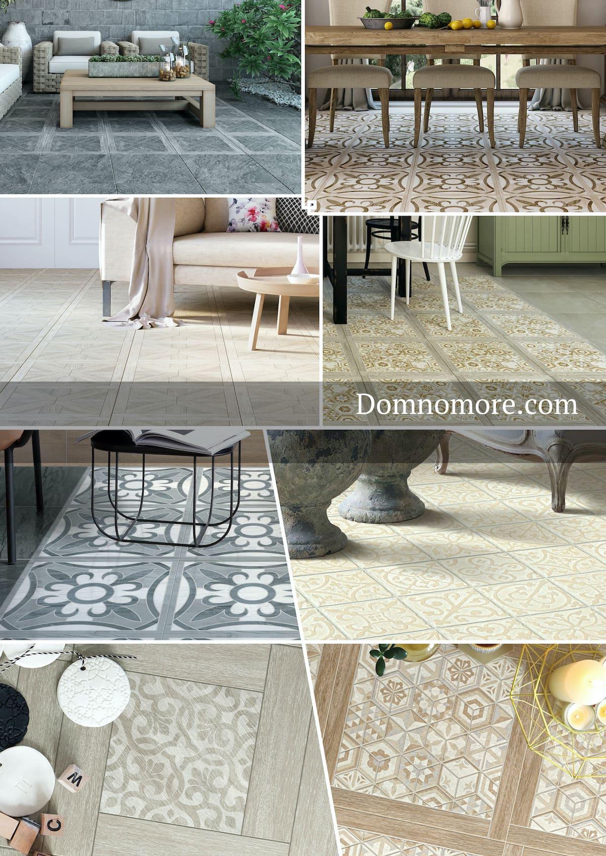 керамическая плитка на пол и стены фото 14
