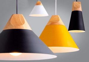 модные светильники фото 1