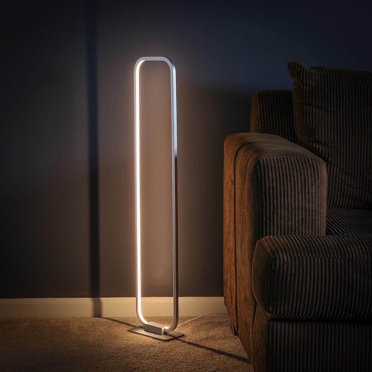 Дизайн интерьера с мягким и приятным освещением