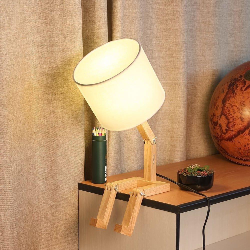 Безупречная задумка исполнения настольной лампы