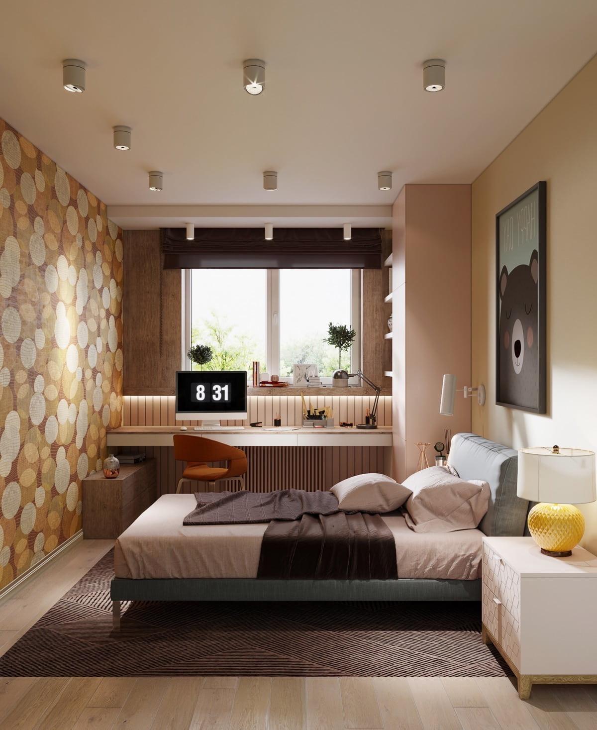детская комната в современном стиле фото 6
