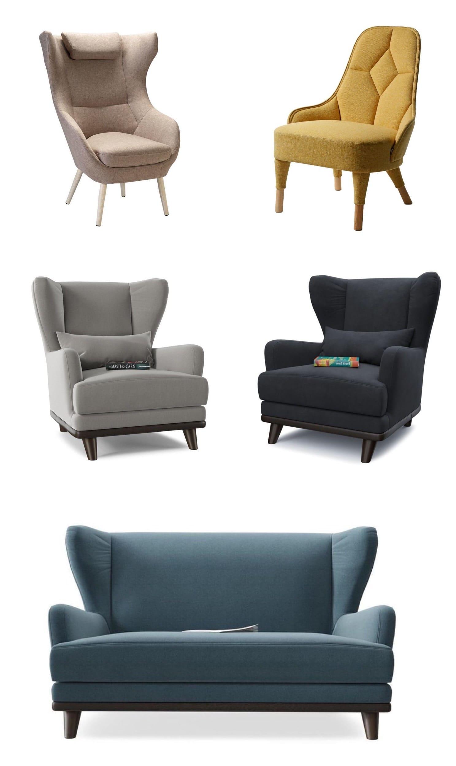 современная мебель фото 1