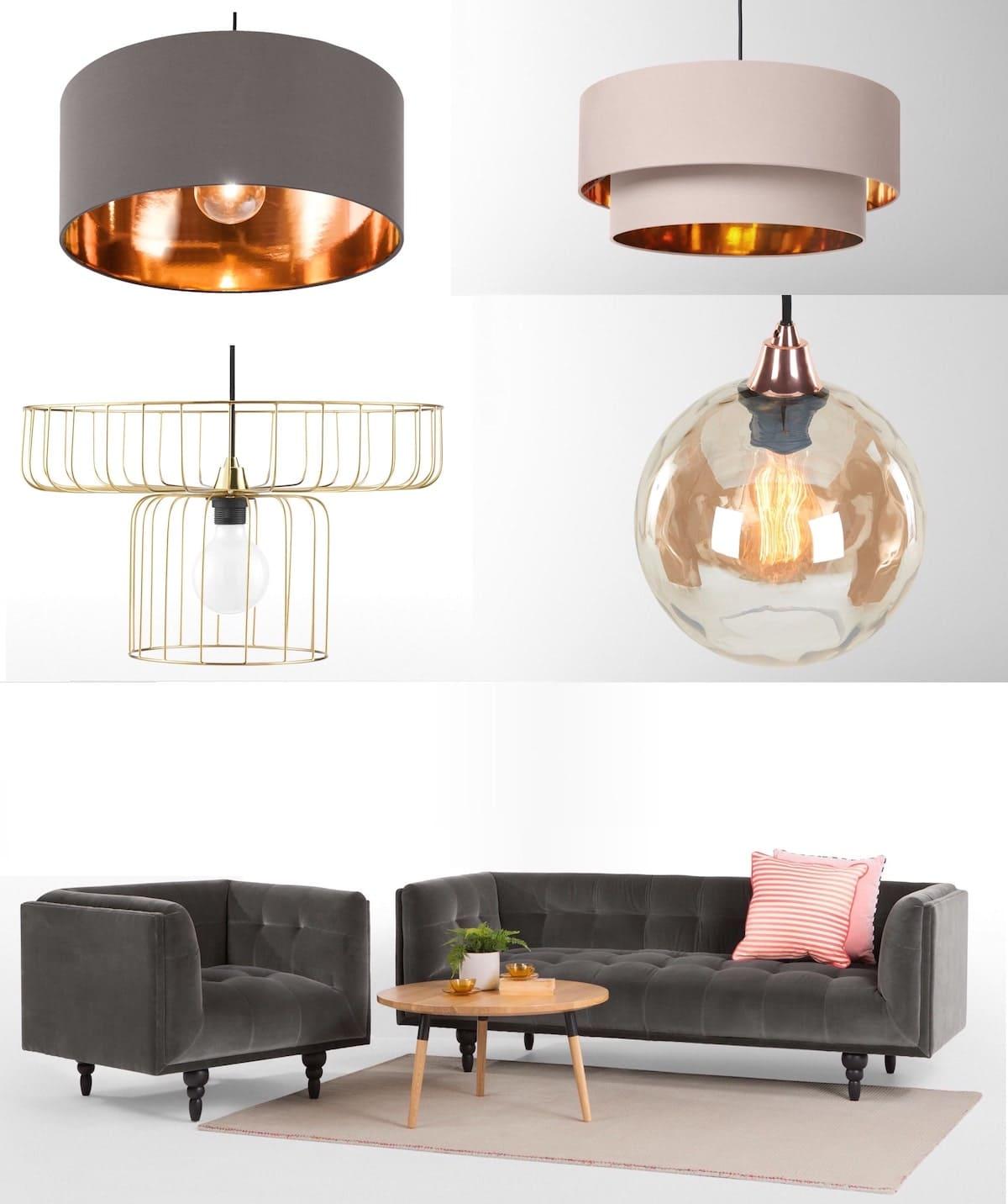 современные люстры и светильники в интерьере фото 1