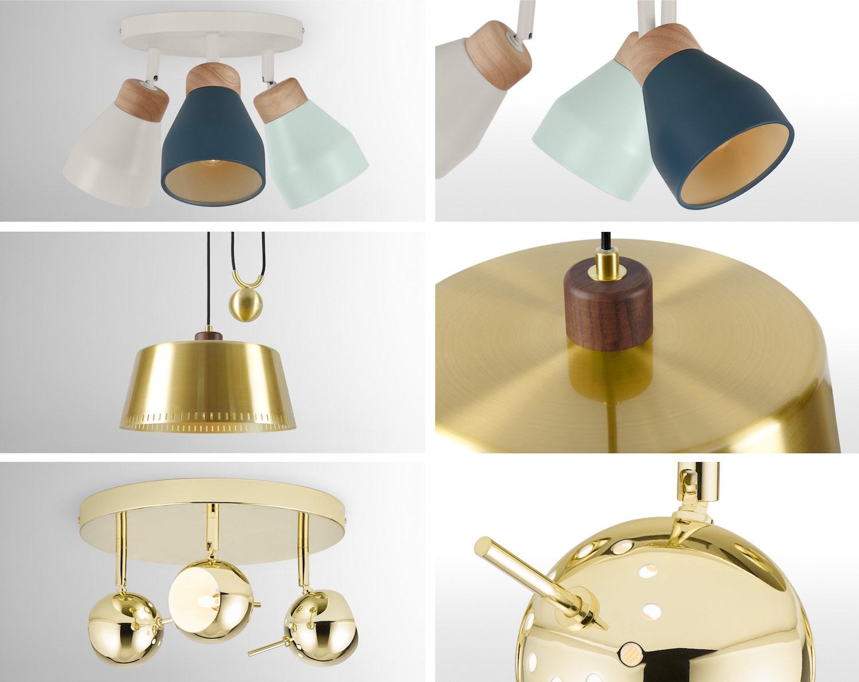 модные светильники с красивым дизайном