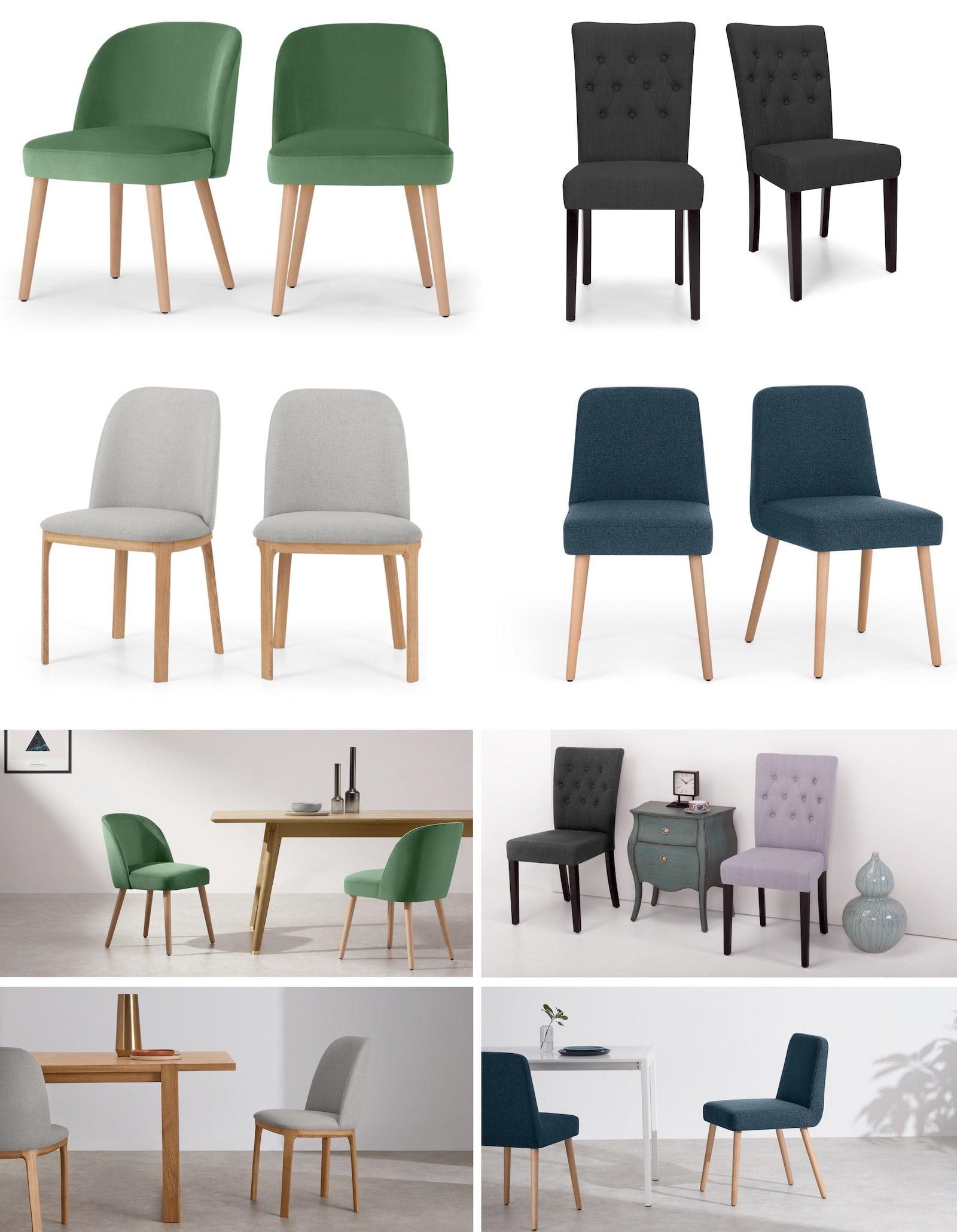 красивая мебель для кухни – стулья