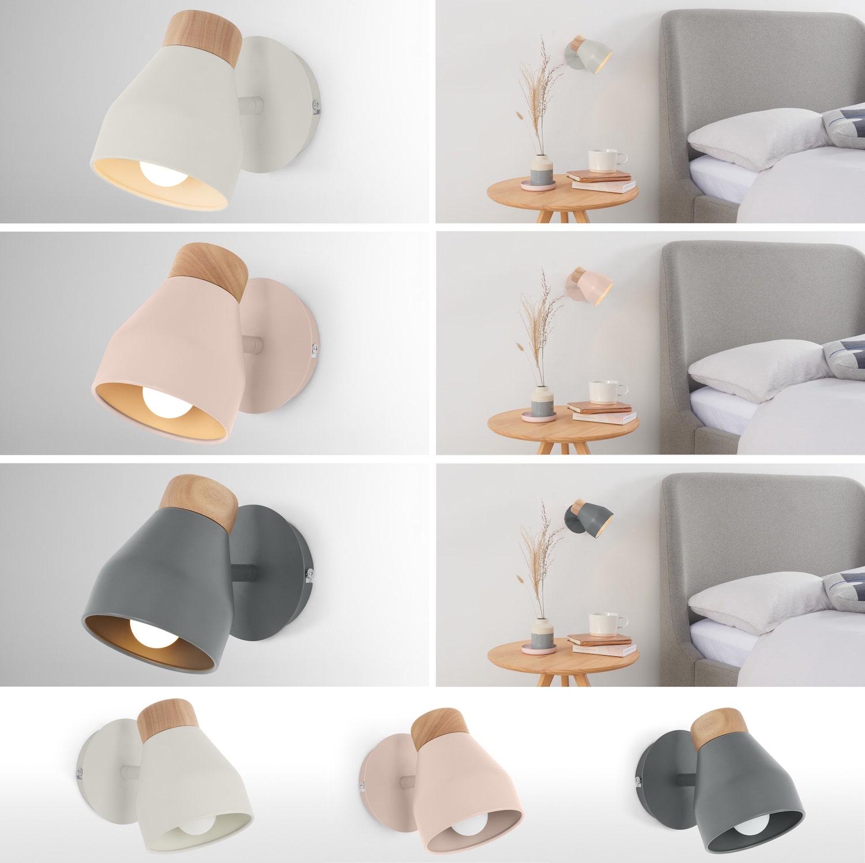 модные светильники в спальню