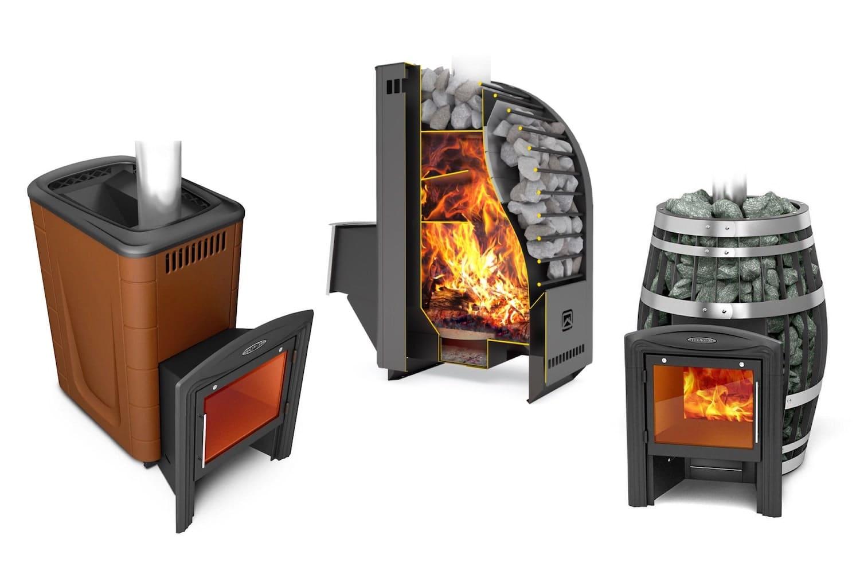 Нагреватели на древесине порой единственный вариант, если нет подачи газа центральной магистралью или дешевого жидкого горючего