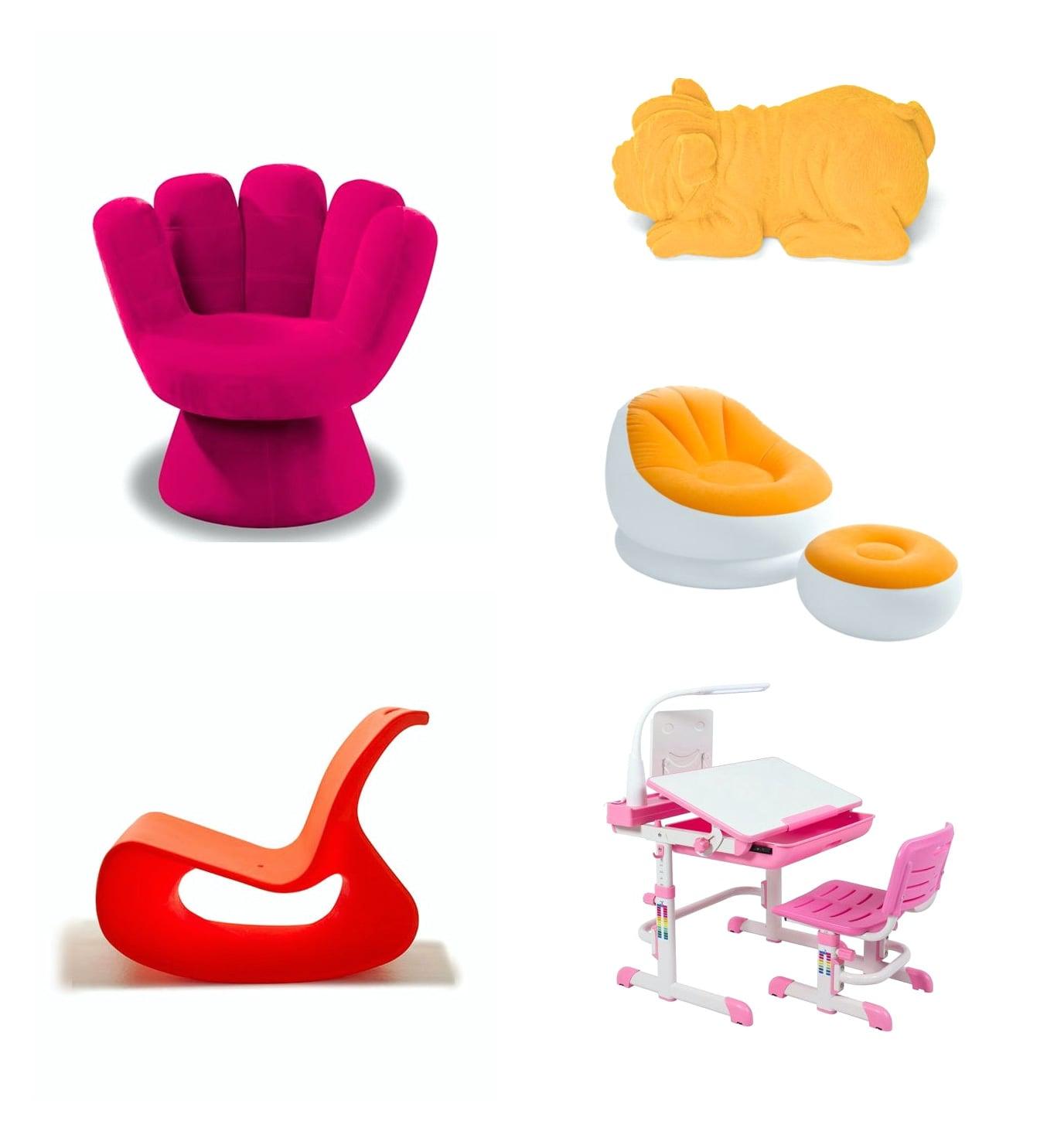 мебель для детской комнаты девочки фото 2