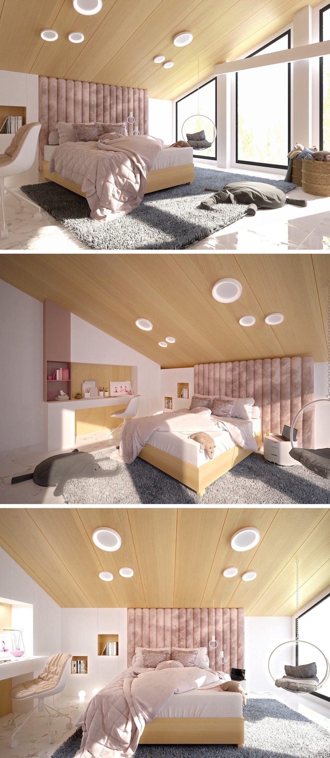 детская комната для девочки фото 4