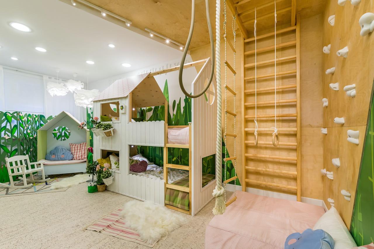 детская комната для мальчика фото 28