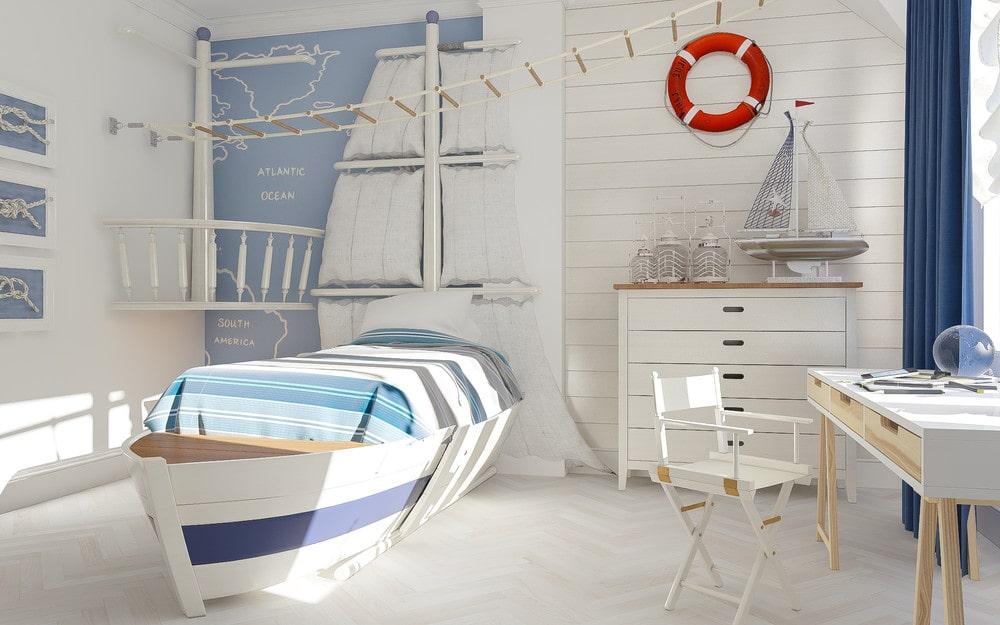 детская комната для мальчика фото 31