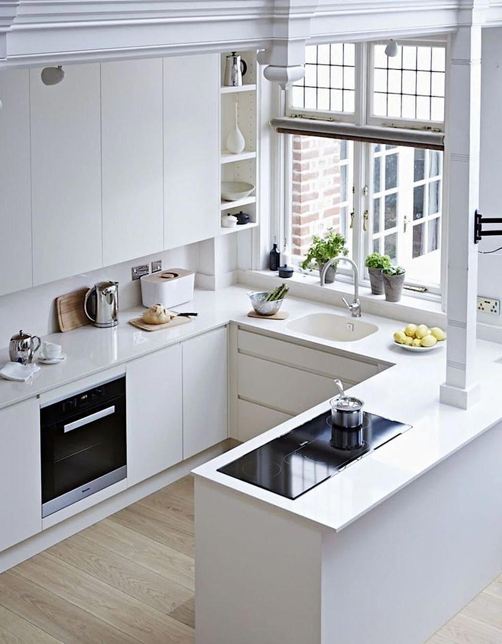 барная стойка на кухне фото 19