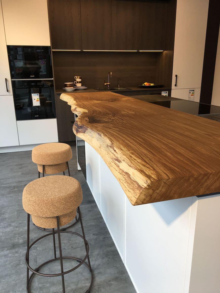 барная стойка на кухне фото 20