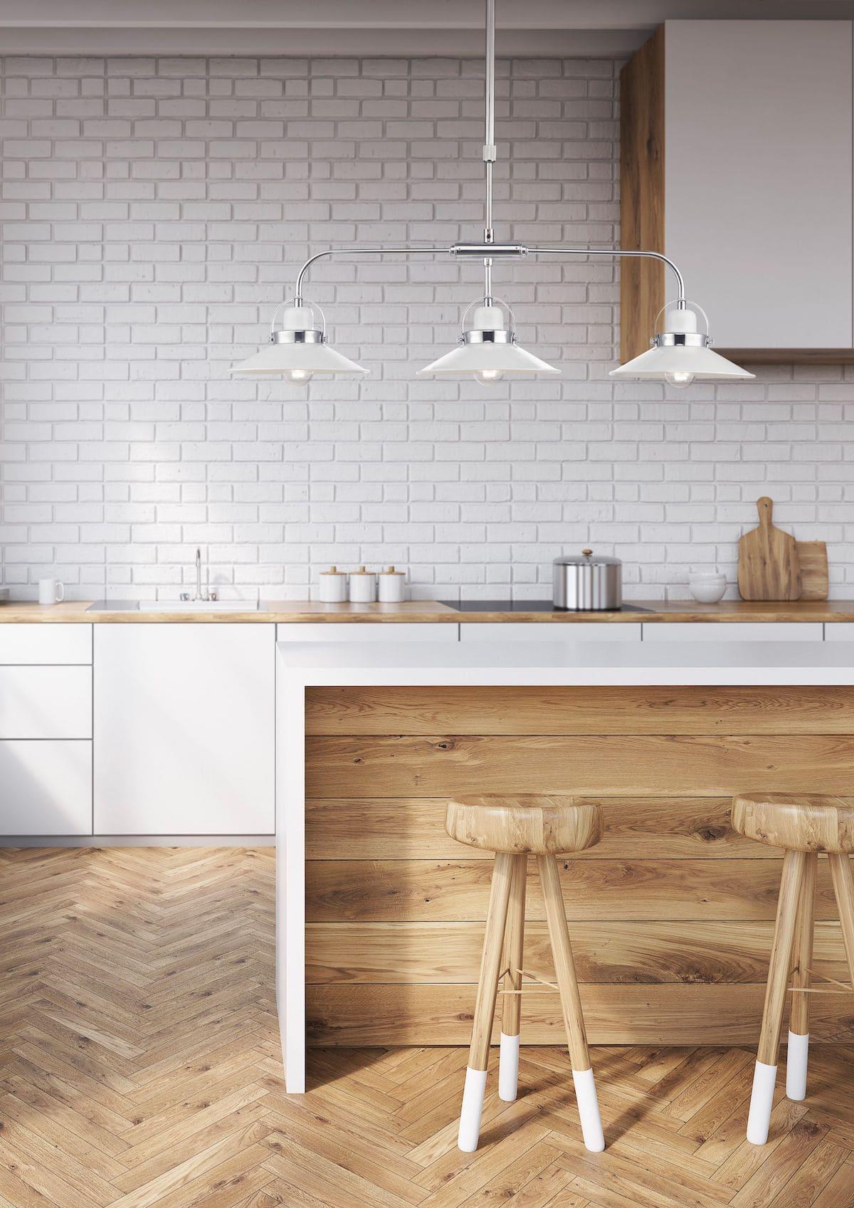 барная стойка на кухне фото 6