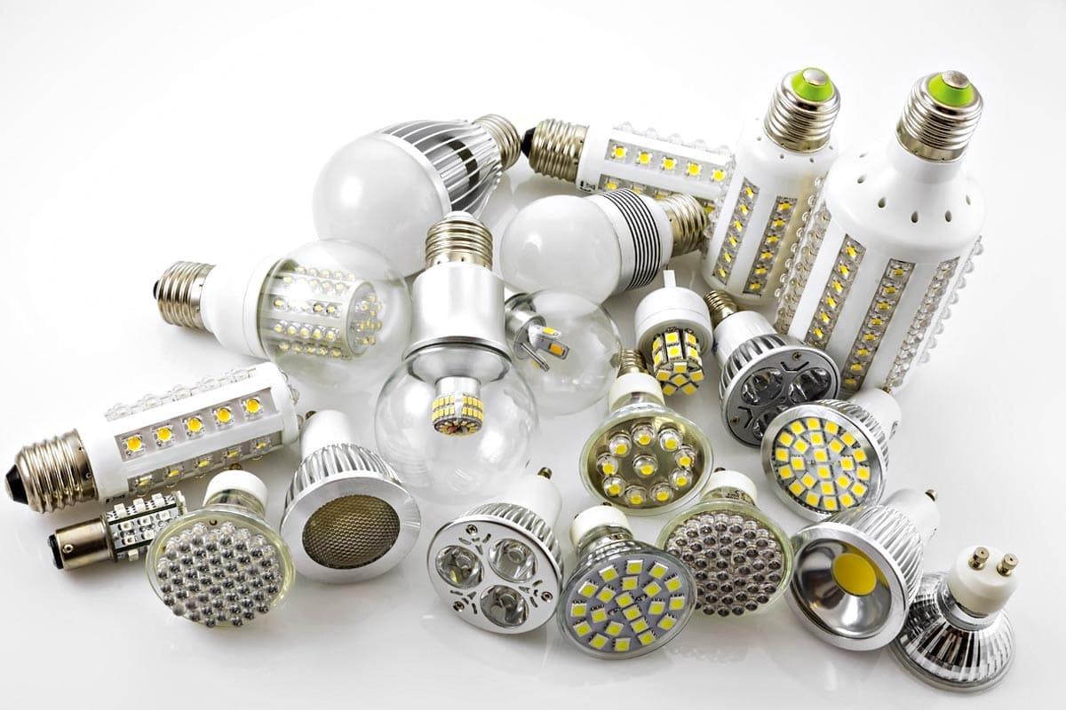 Светодиодные лампы подходят для освещение любой комнаты