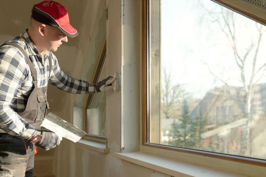 Шпаклевать стены должен уметь каждый уважающий себя мастер