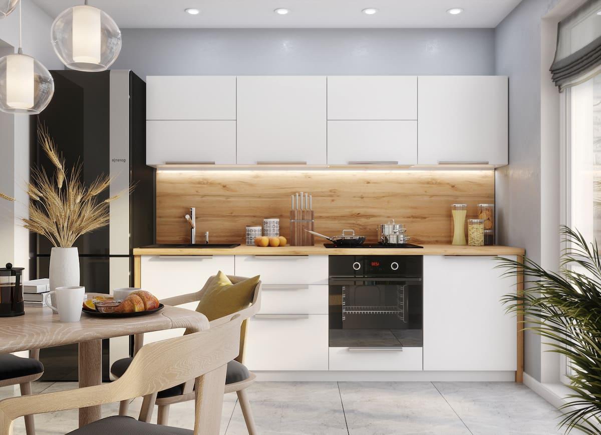модный дизайн кухни 3