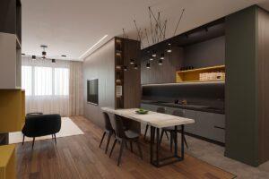 гостиная идеи дизайна 12