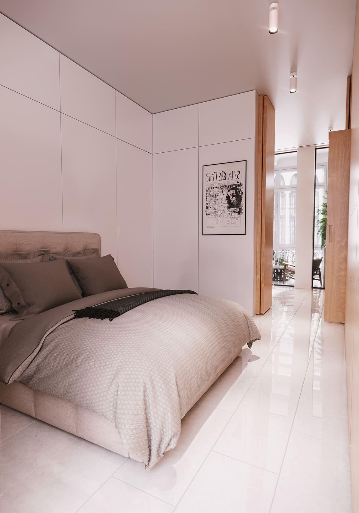 дизайн интерьера модной квартиры фото 13