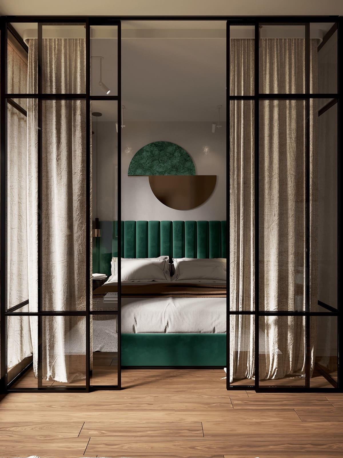 дизайн интерьера модной квартиры фото 67