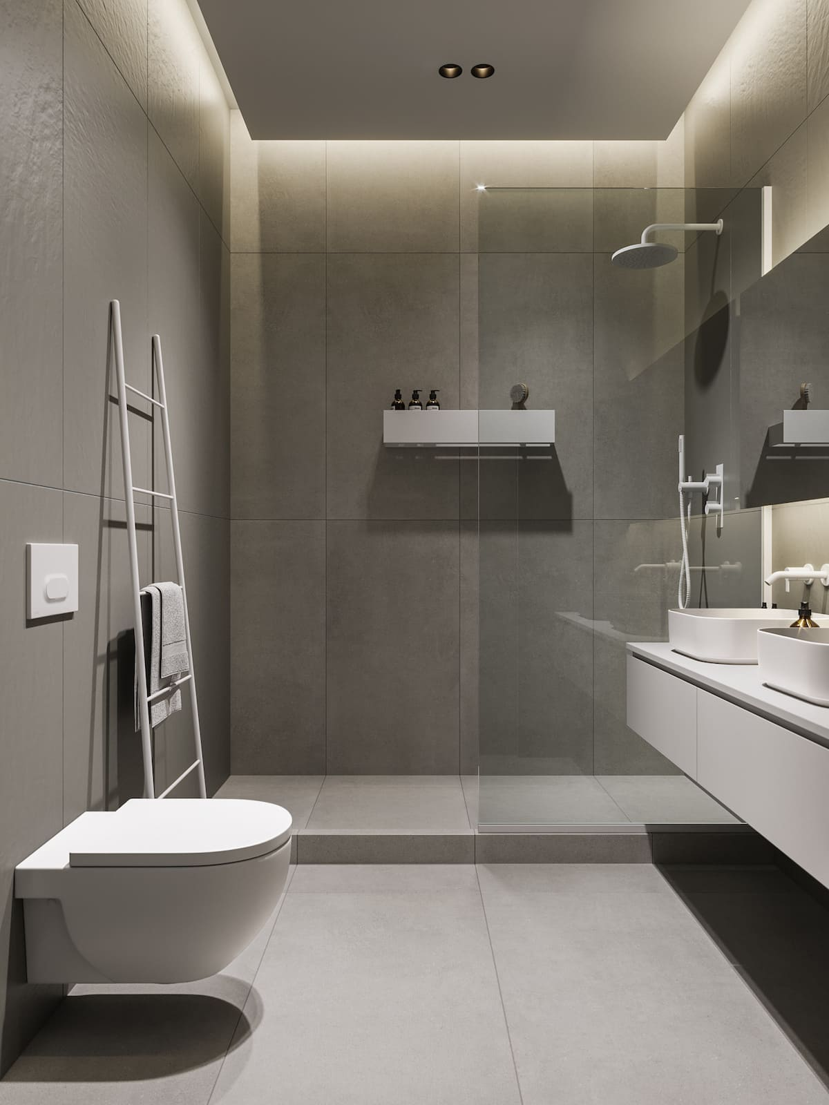 дизайн интерьера модной квартиры фото 52