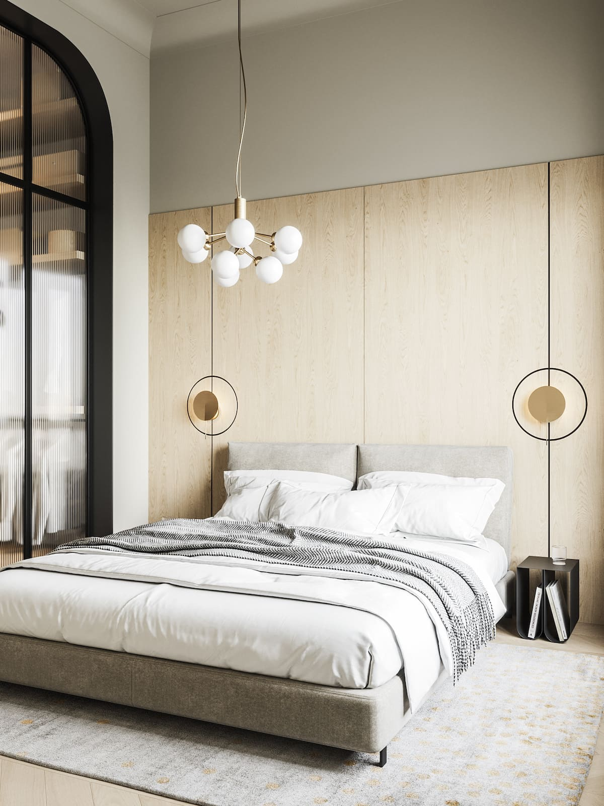 дизайн интерьера модной квартиры фото 28