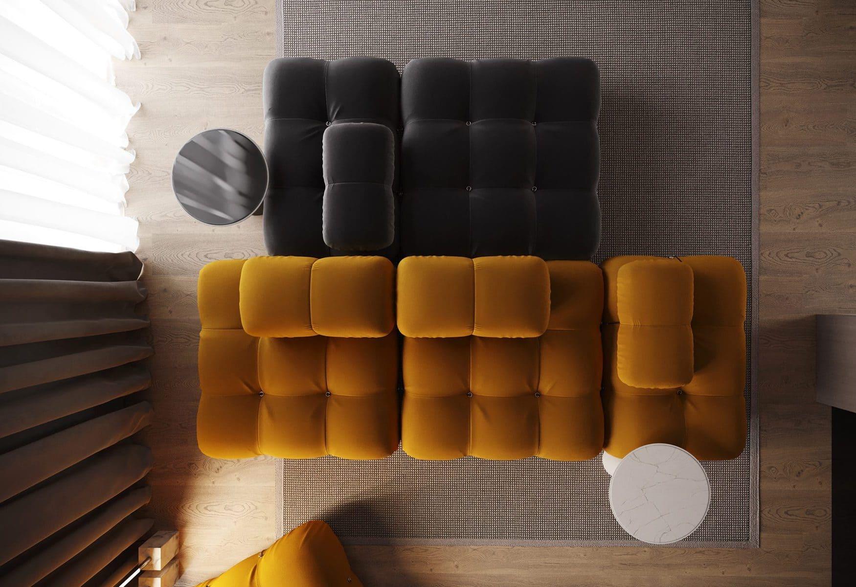 дизайн интерьера модной квартиры фото 3