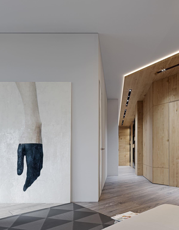 дизайн интерьера модной квартиры фото 83