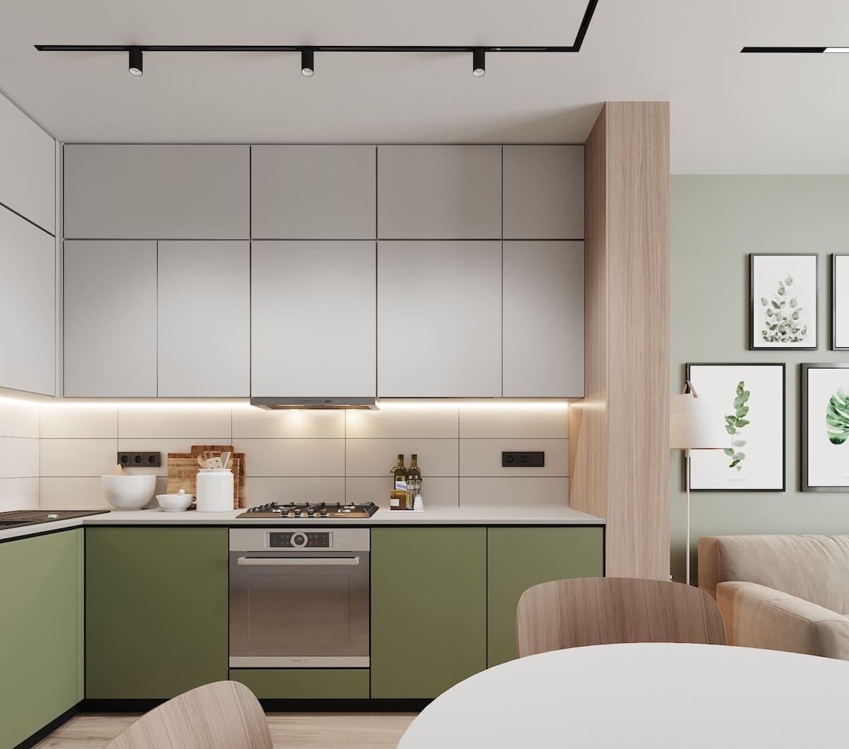 дизайн интерьера модной квартиры фото 89