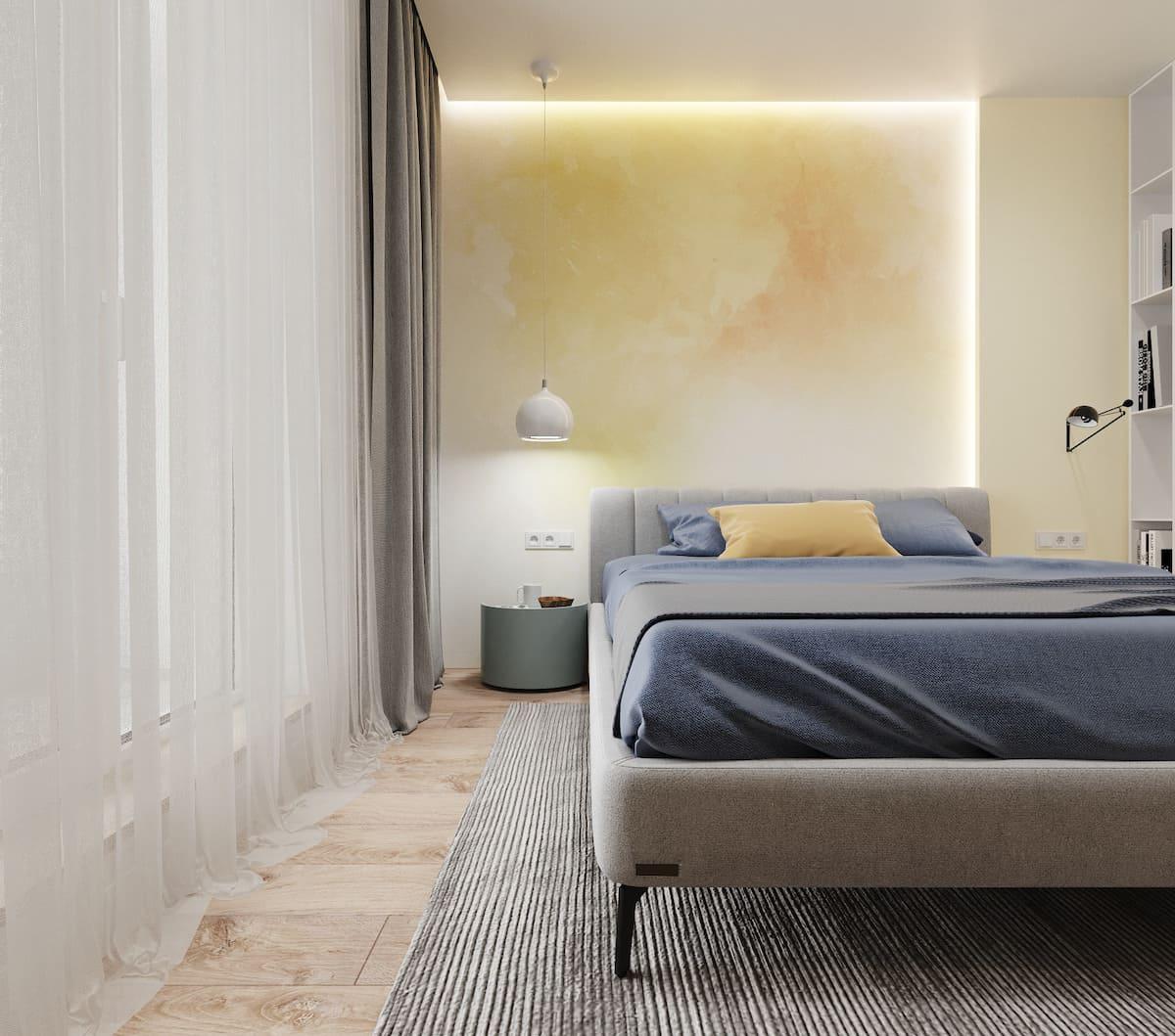 дизайн интерьера модной квартиры фото 91