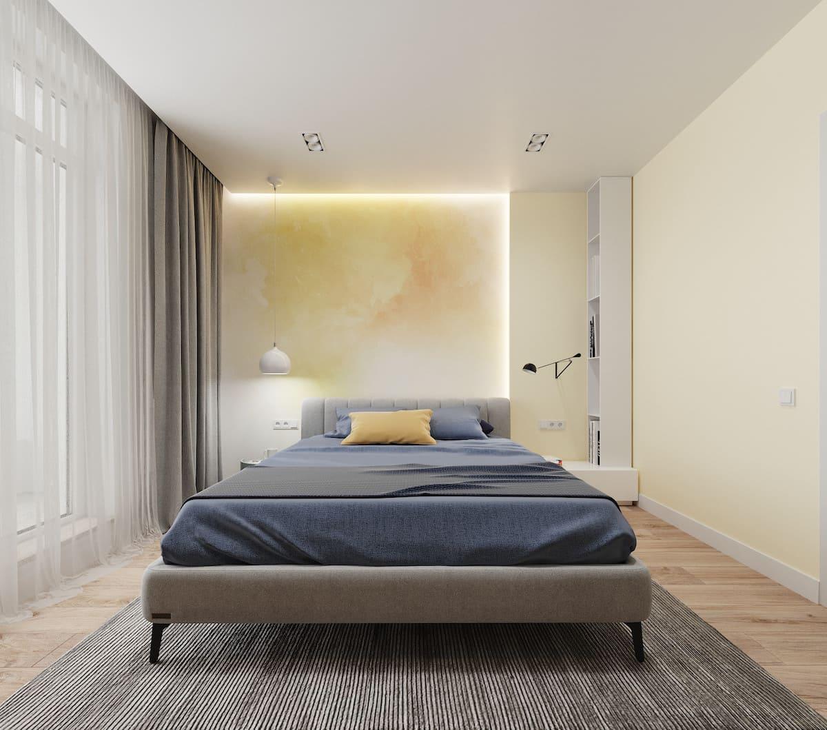 дизайн интерьера модной квартиры фото 90