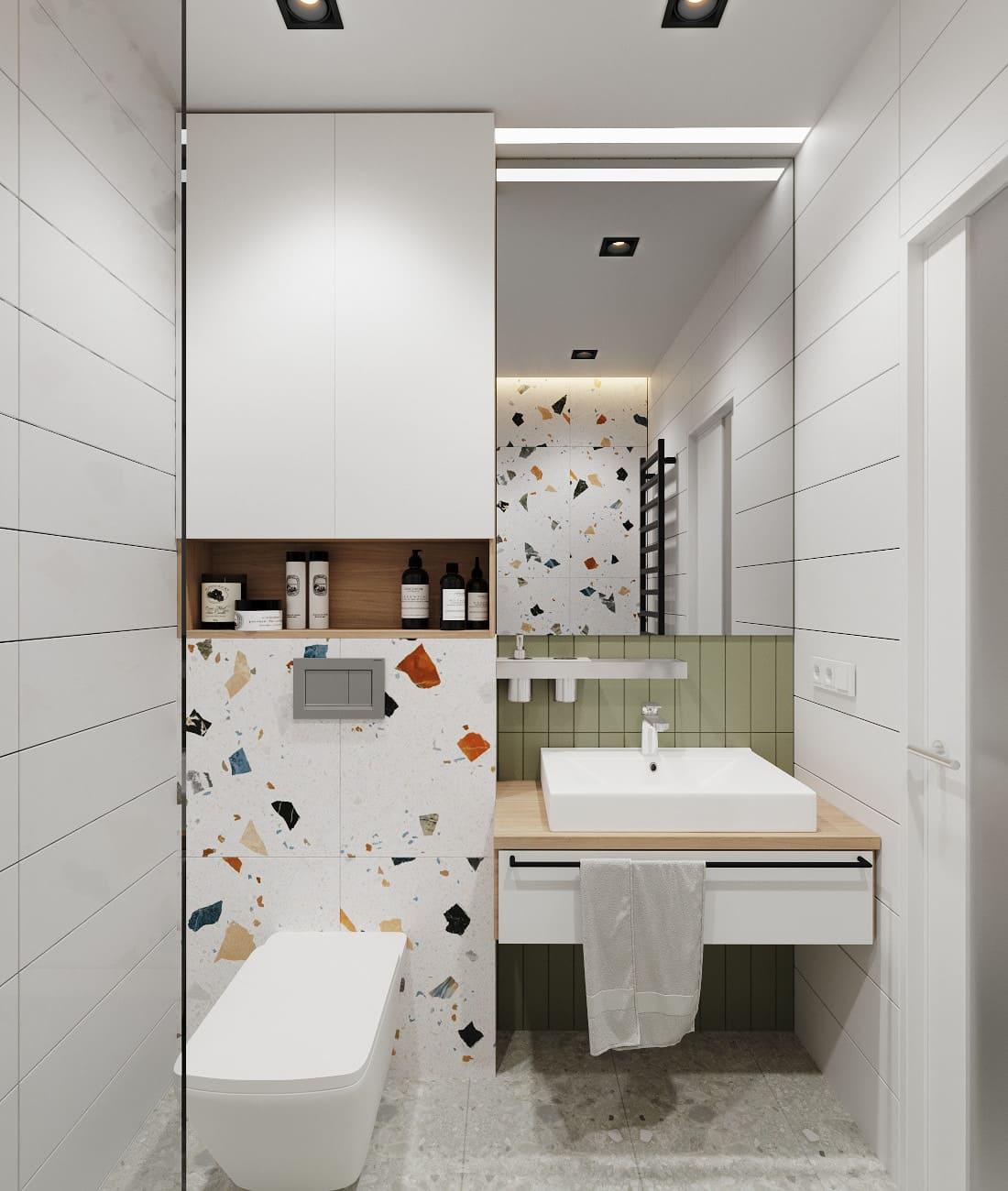 дизайн интерьера модной квартиры фото 93
